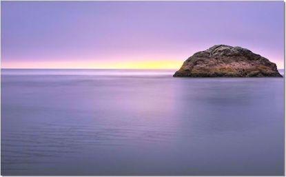 Image of calm ocean